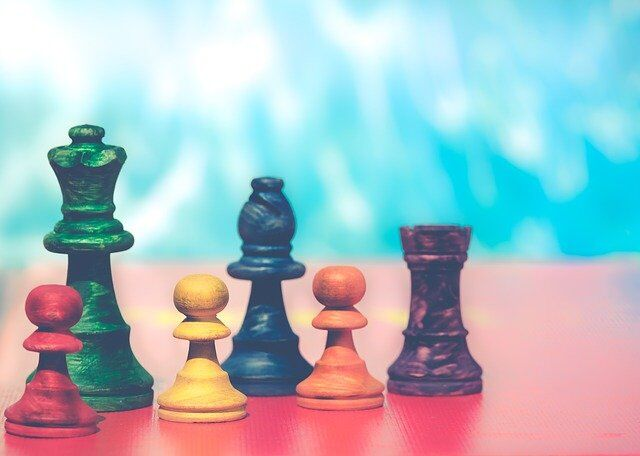 Стратегии переговоров. Шахматы
