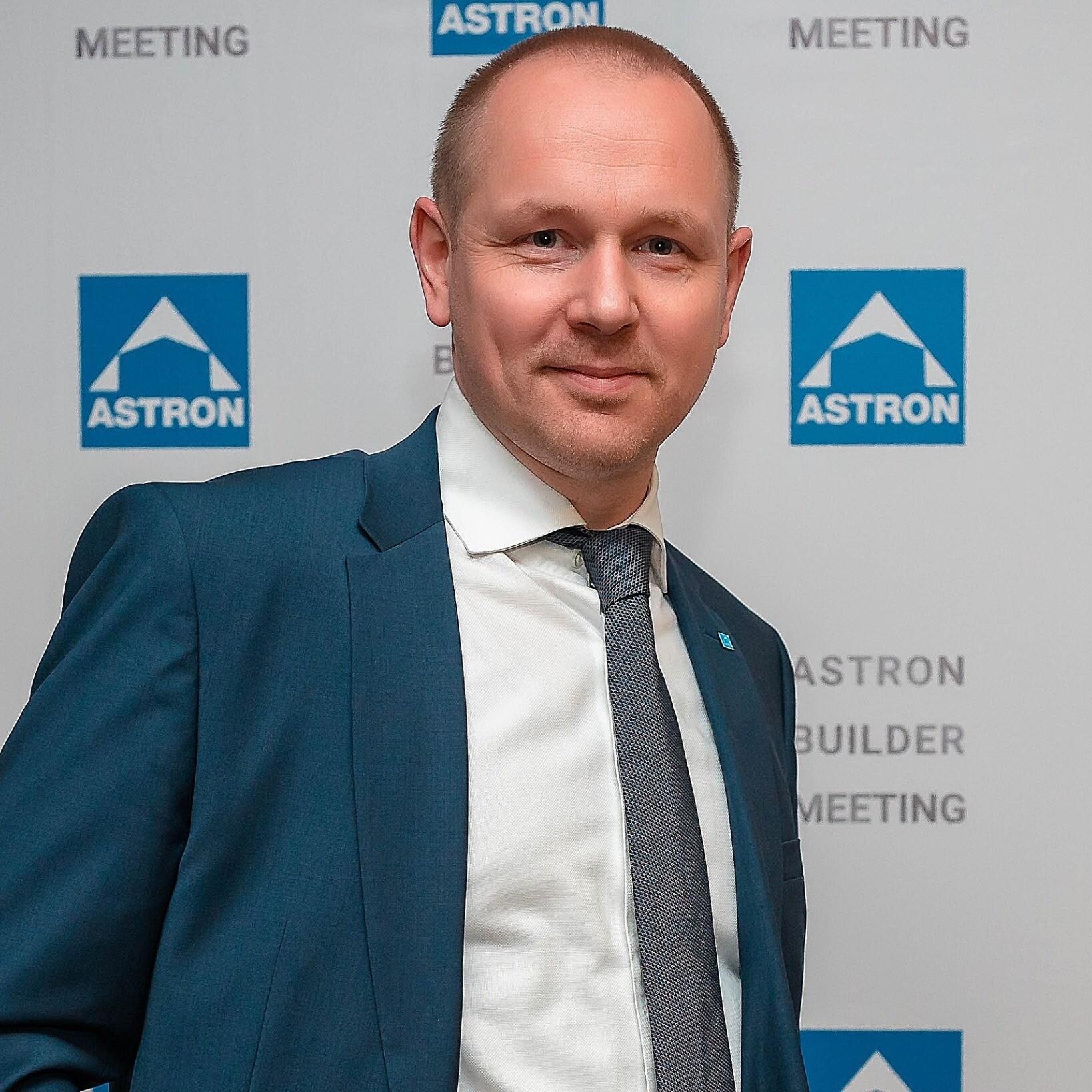Петр Чайрев Astron